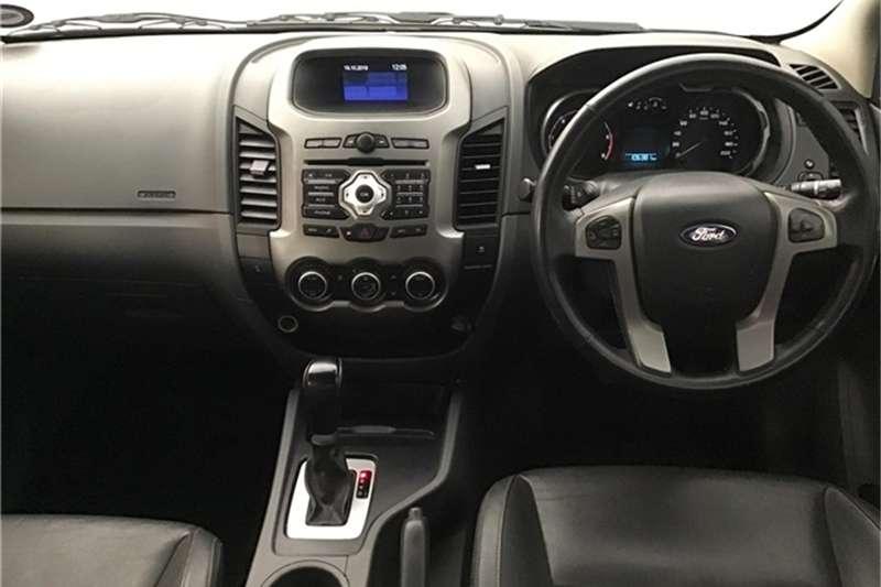 2015 Ford Ranger 3.2 double cab Hi Rider XLT auto