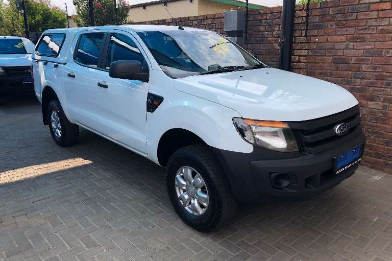 2013 Ford Ranger 2.2 double cab Hi Rider XL