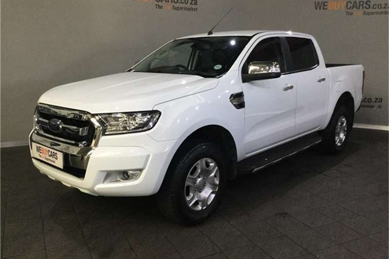 2018 Ford Ranger 3.2 double cab Hi Rider XLT auto
