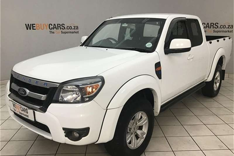 2010 Ford Ranger 3.0TDCi SuperCab Hi trail XLT automatic