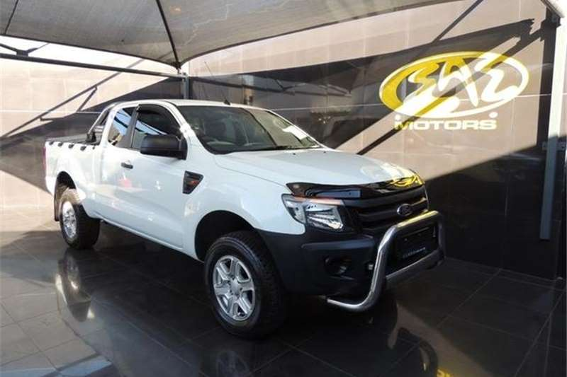 2013 Ford Ranger 2.2 XL