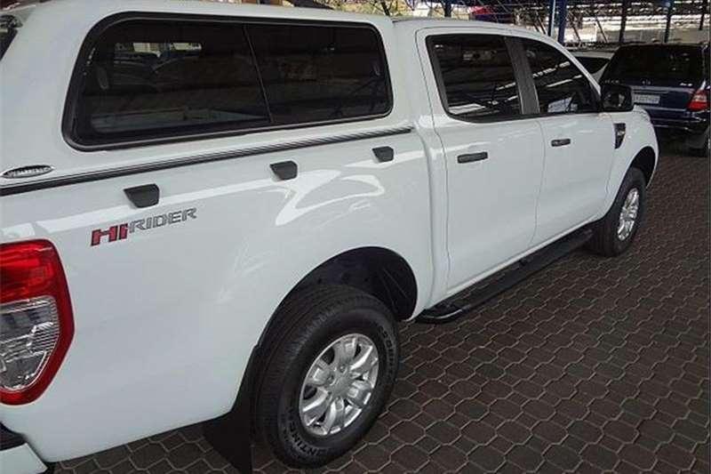 2012 Ford Ranger 2.2 double cab Hi Rider XLS
