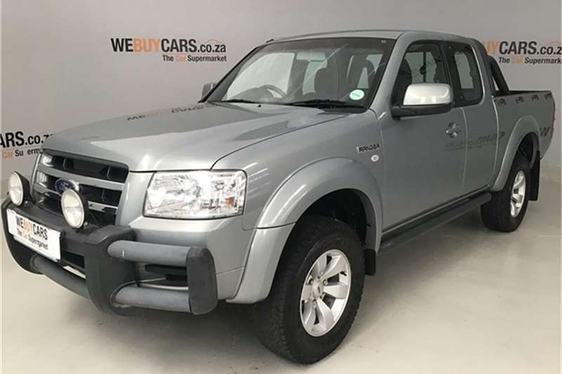 2009 Ford Ranger 3.0TDCi SuperCab Hi trail XLT