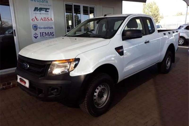 2016 Ford Ranger 2.2 SuperCab Hi Rider XL