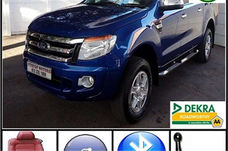 2014 Ford Ranger 3.2 double cab 4x4 XLT
