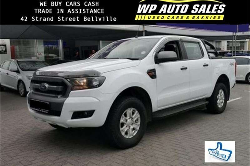 2016 Ford Ranger 2.2 double cab 4x4 XLS auto