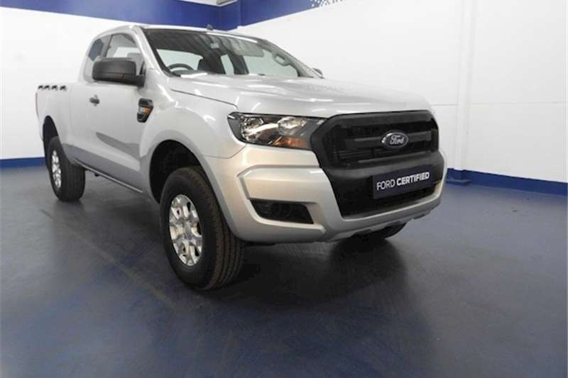 2019 Ford Ranger 2.2 SuperCab Hi Rider XL