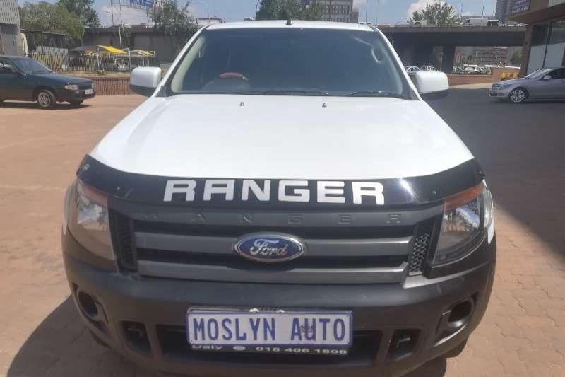 2015 Ford Ranger 2.5 SuperCab Hi Rider XL