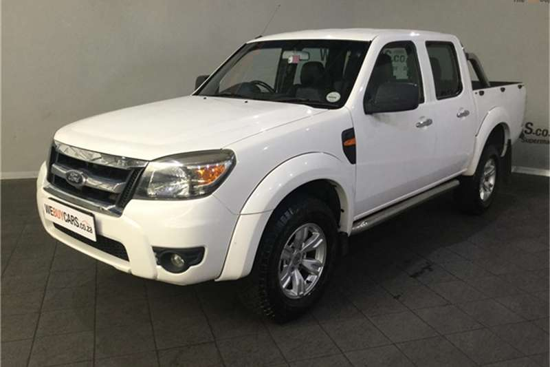 2010 Ford Ranger 3.0TDCi double cab Hi trail XLE