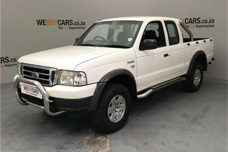 2006 Ford Ranger 4000 V6 double cab XLE