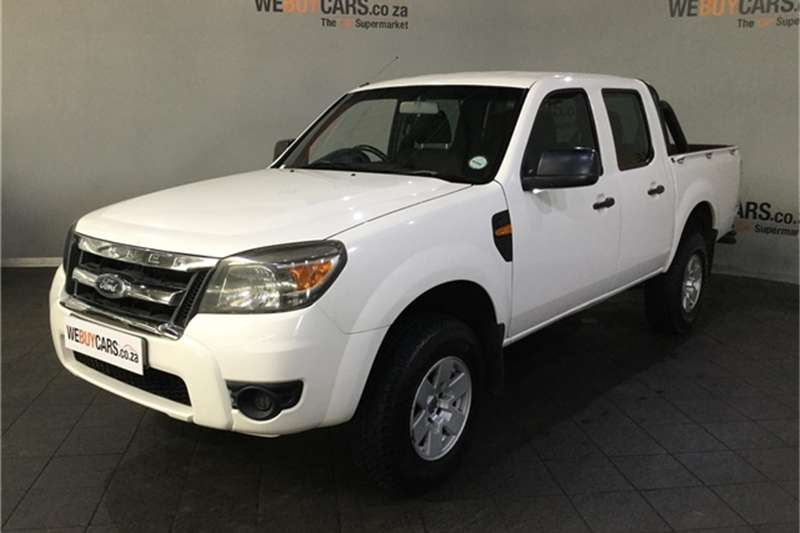 2010 Ford Ranger 2.5TD double cab 4x4
