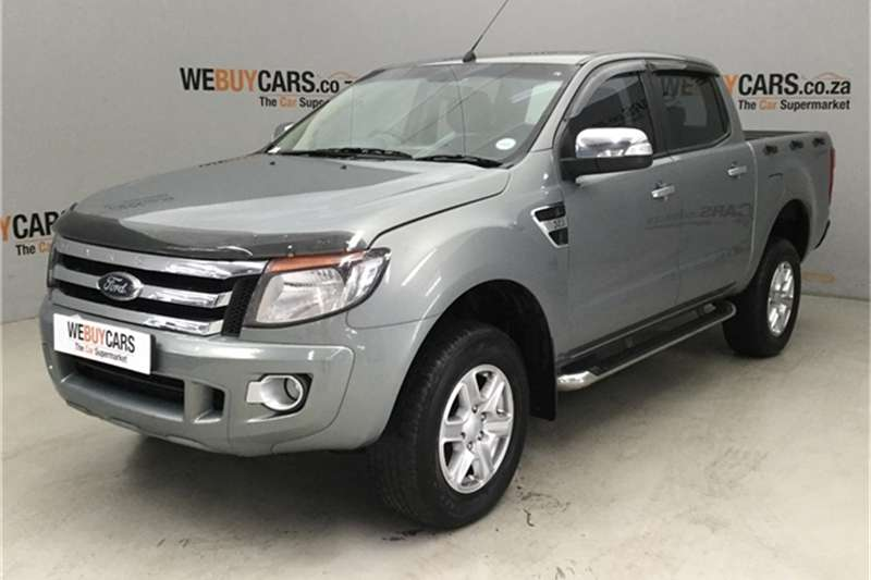2011 Ford Ranger 3.2 double cab Hi Rider XLT auto