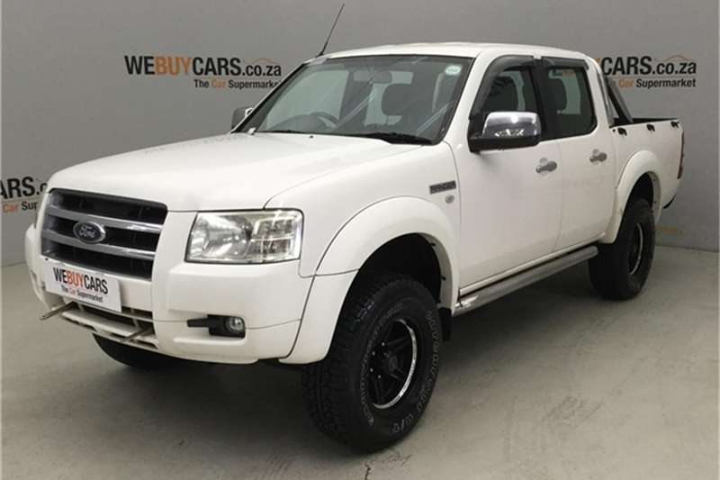 2007 Ford Ranger 3.0TDCi double cab 4x4 XLE