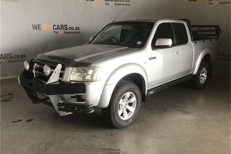2007 Ford Ranger 3.0TDCi SuperCab Hi trail XLT