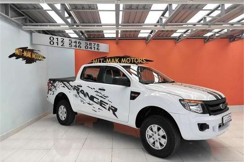 2016 Ford Ranger 2.2 double cab Hi Rider XL