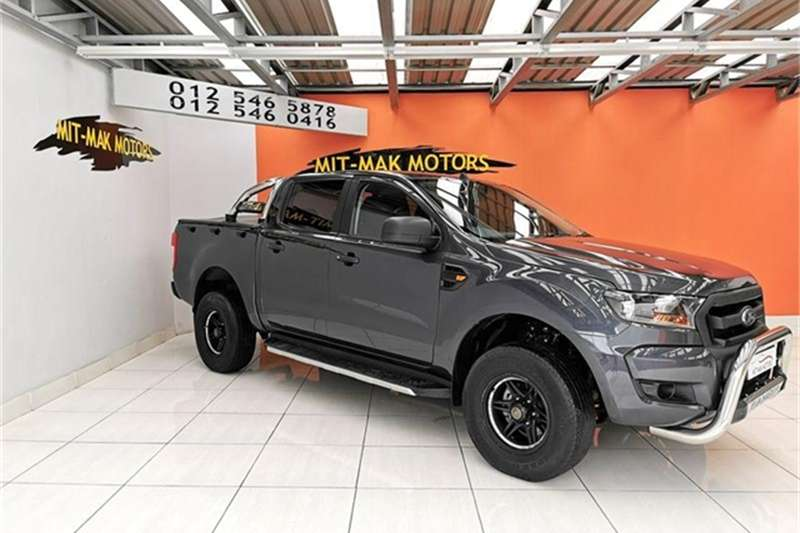 2019 Ford Ranger 2.2 double cab Hi Rider XL