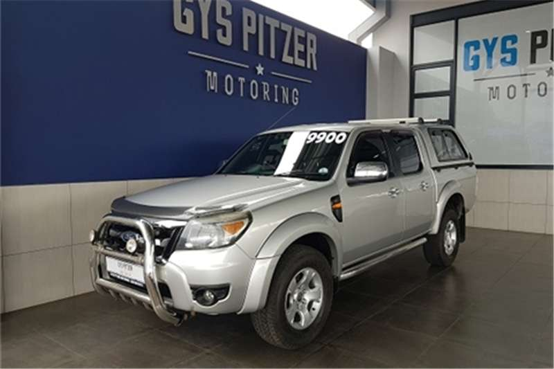 2009 Ford Ranger 3.0TDCi double cab 4x4 XLE automatic