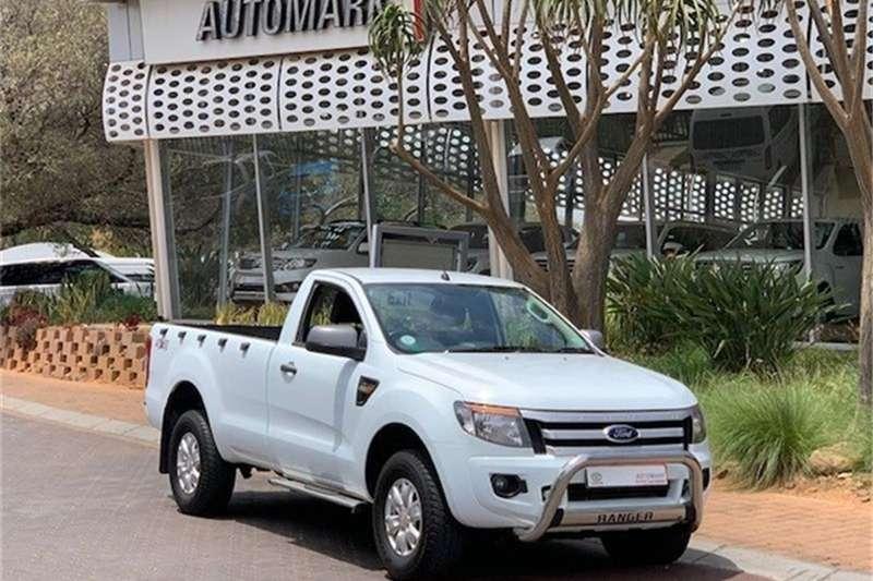 2015 Ford Ranger 2.2 4x4 XLS