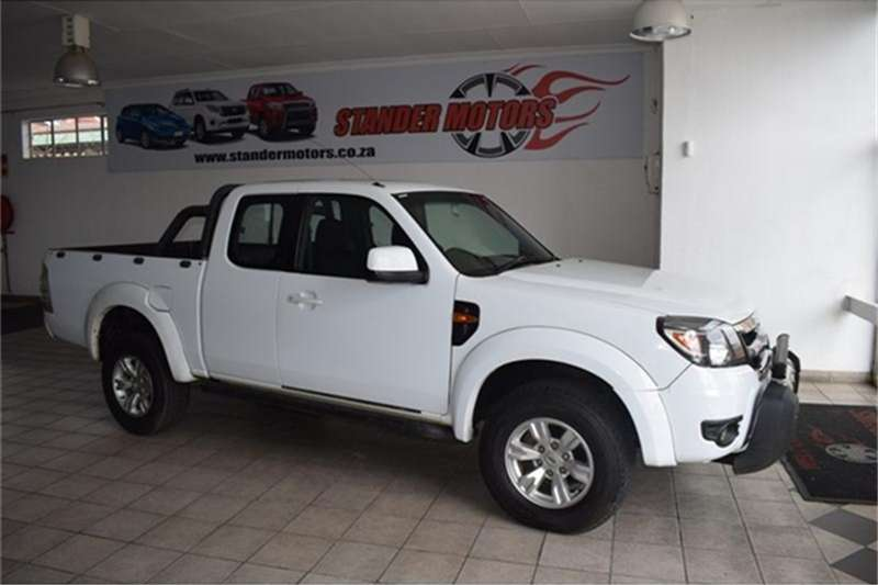 2011 Ford Ranger 3.0TDCi SuperCab Hi trail XLT