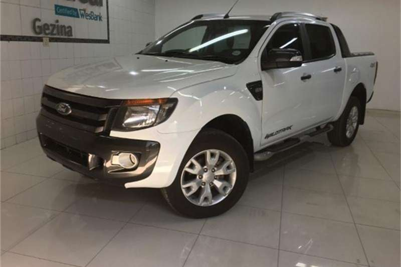 2014 Ford Ranger 3.2 double cab 4x4 Wildtrak