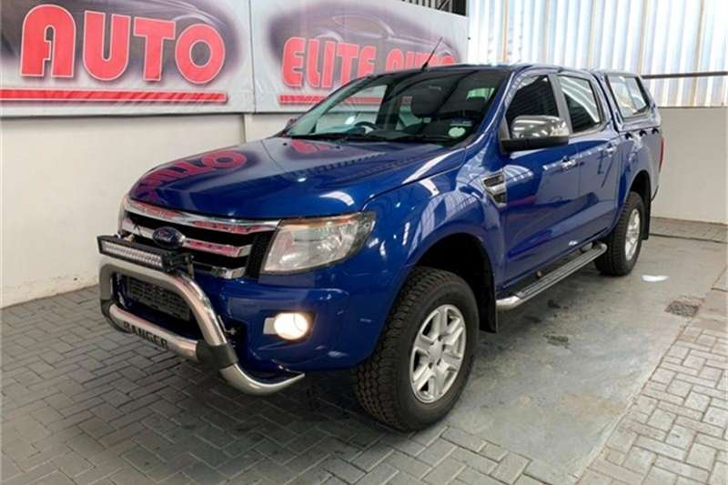 2013 Ford Ranger 3.2 double cab 4x4 XLT auto