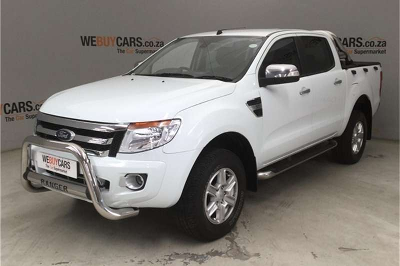 2013 Ford Ranger 3.2 double cab Hi Rider XLT