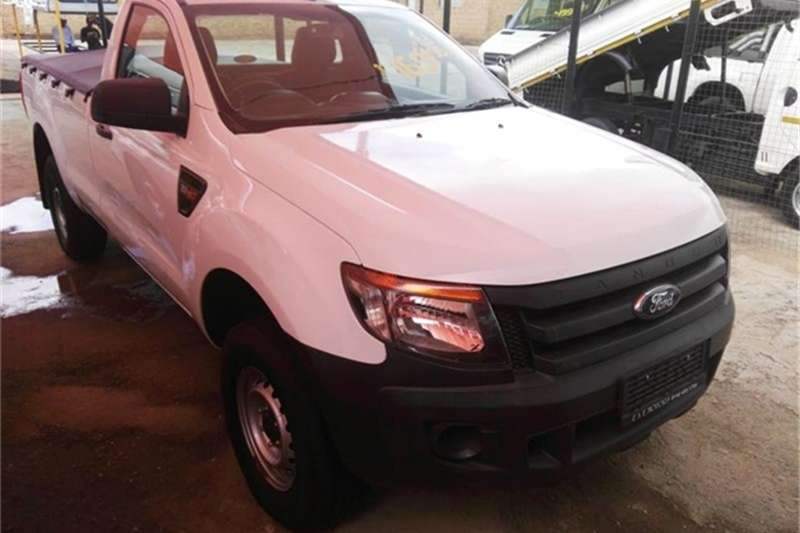 2014 Ford Ranger 2.2