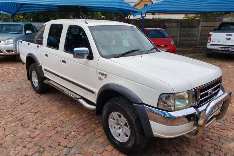 2006 Ford Ranger 4000 V6 double cab XLE automatic