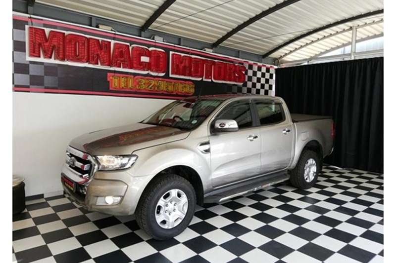 2017 Ford Ranger 3.2 double cab Hi Rider XLT auto