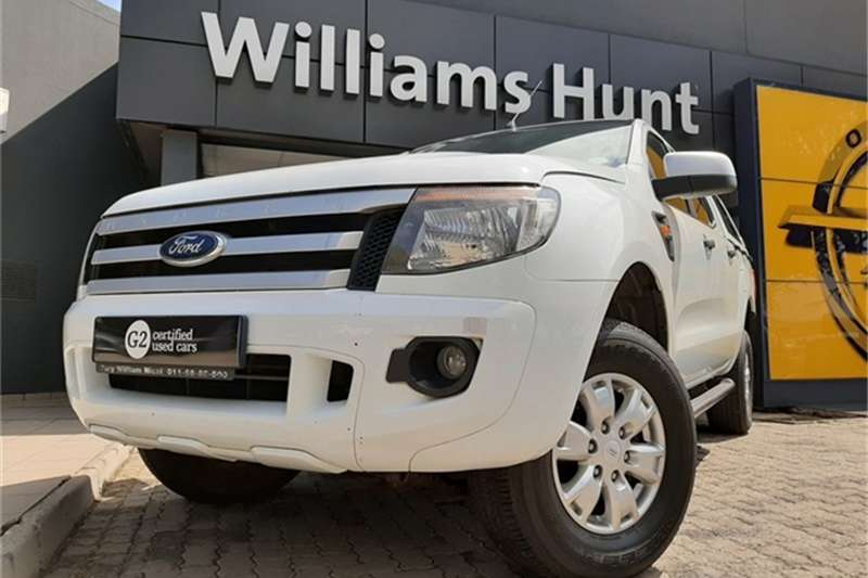 2013 Ford Ranger 2.2 double cab 4x4 XLS