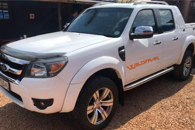 2010 Ford Ranger 3.0TDCi double cab Wildtrak