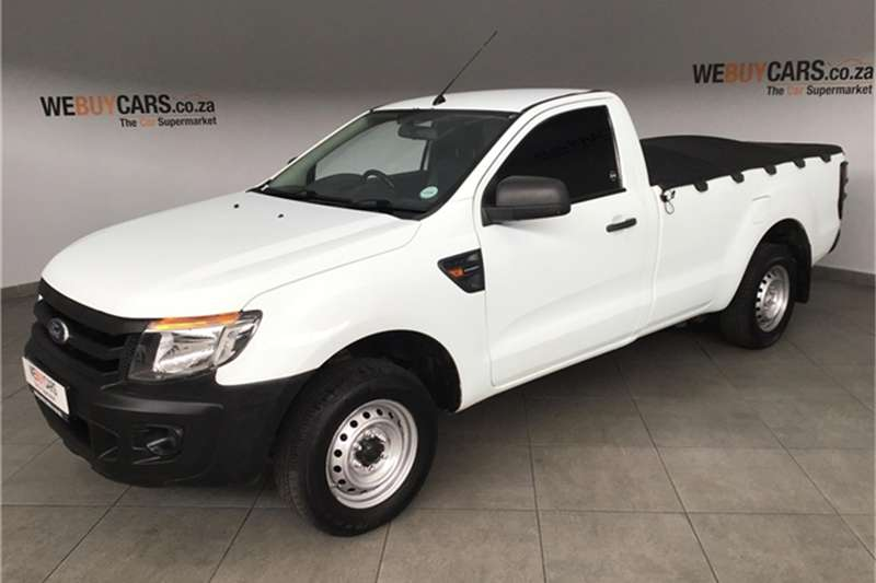 2013 Ford Ranger 2.5 XL