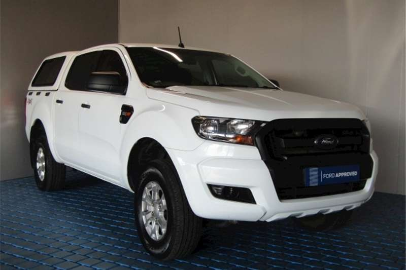 2017 Ford Ranger 2.2 double cab 4x4 XL