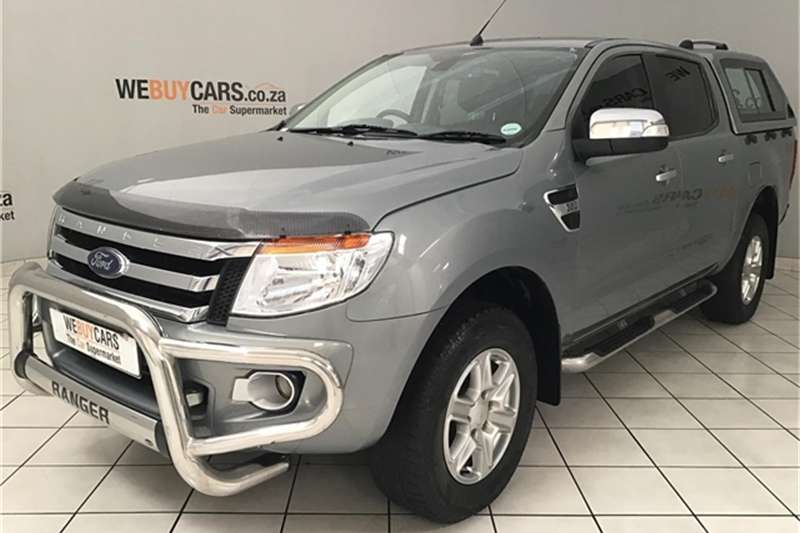 2014 Ford Ranger 3.2 double cab 4x4 XLT auto