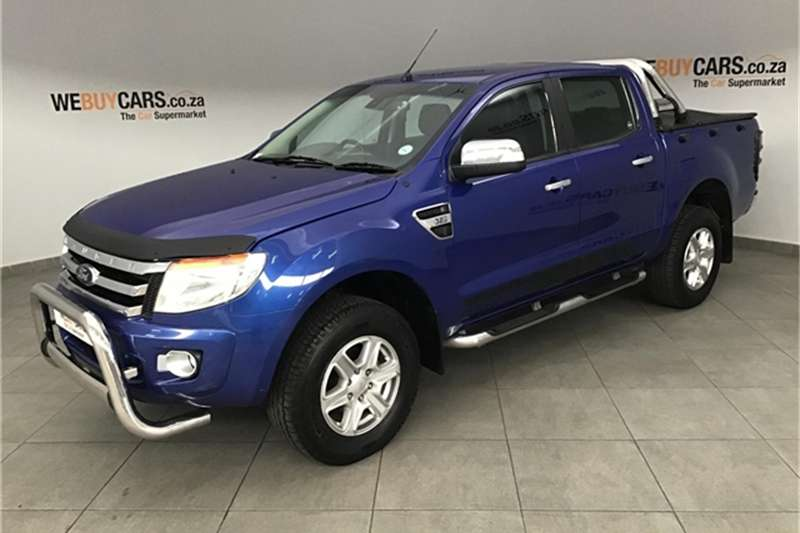 2014 Ford Ranger 3.2 double cab Hi Rider XLT