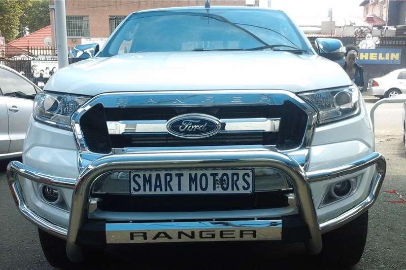 2017 Ford Ranger 3.2 SuperCab 4x4 XLT auto