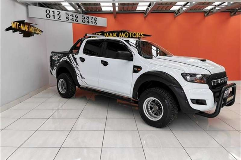 2017 Ford Ranger 2.2 double cab 4x4 XL auto