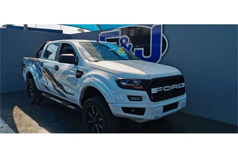 2016 Ford Ranger 2.2 double cab Hi Rider