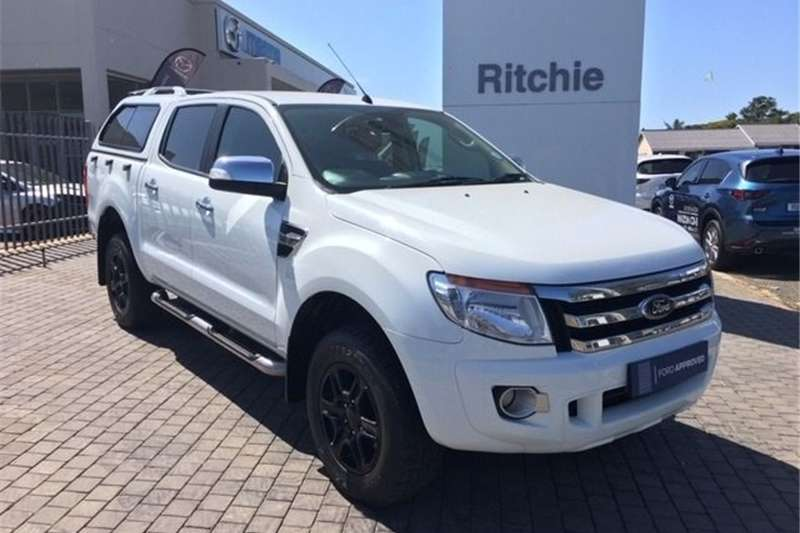 2013 Ford Ranger 3.2 double cab 4x4 XLT