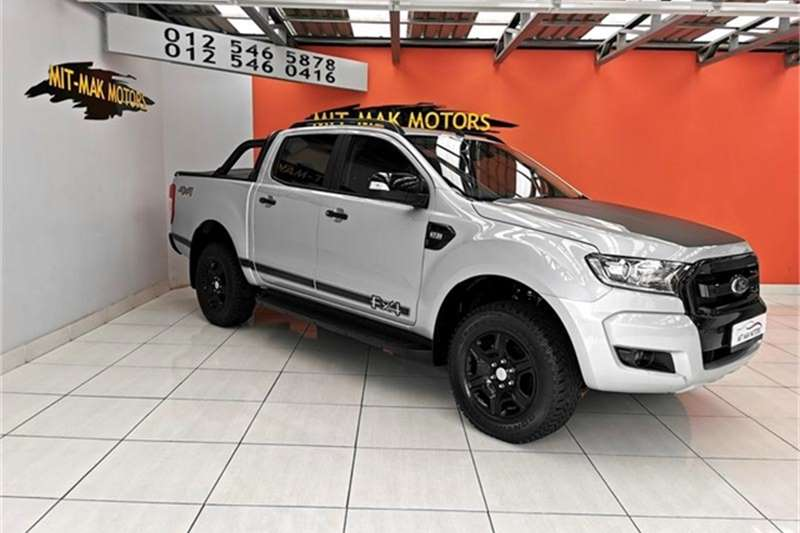 2017 Ford Ranger 3.2 double cab 4x4 XLT auto