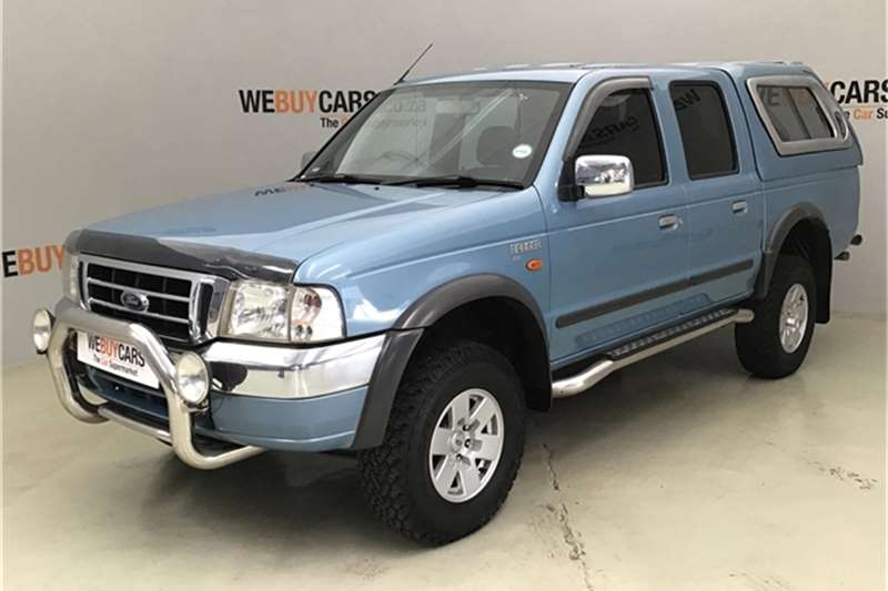 2005 Ford Ranger 4000 V6 double cab XLE automatic