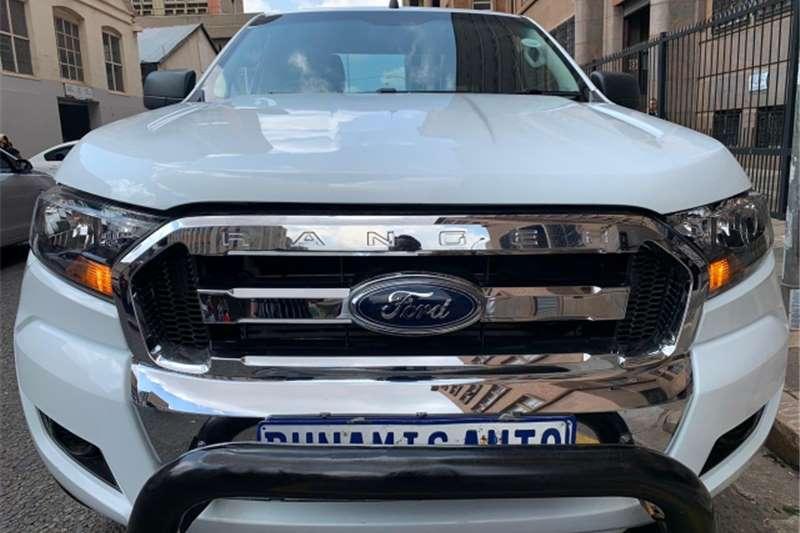 2018 Ford Ranger 2.2 SuperCab 4x4 XL