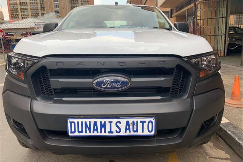 2019 Ford Ranger 2.2 4x4 XL