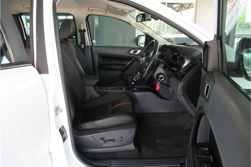 2015 Ford Ranger 3.2 double cab Hi Rider Wildtrak auto
