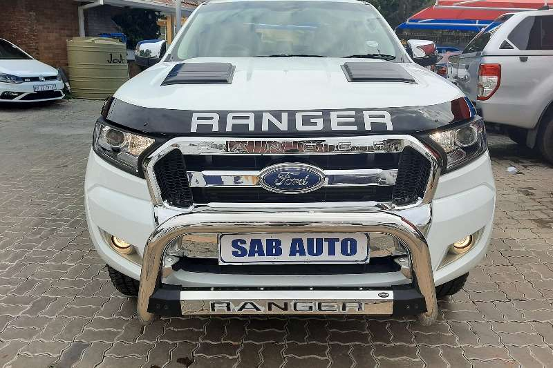 2012 Ford Ranger 3.2 double cab Hi Rider XLT auto