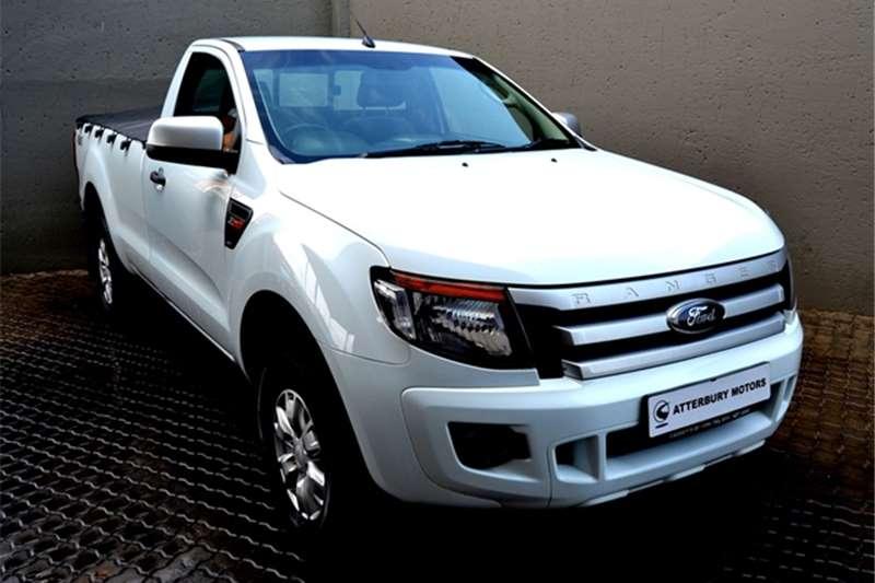 2014 Ford Ranger 2.2 4x4 XLS