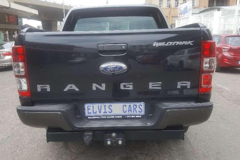 2018 Ford Ranger 3.2 double cab 4x4 Wildtrak auto