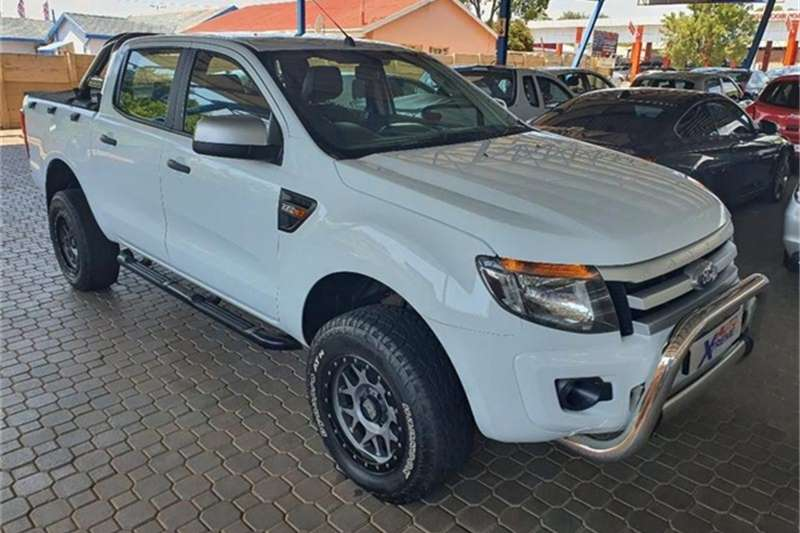 2015 Ford Ranger 2.2 double cab Hi Rider XLS