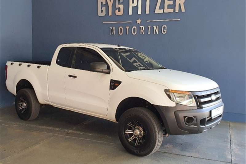 2015 Ford Ranger 2.2 SuperCab Hi Rider XL