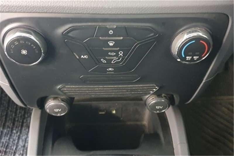 2017 Ford Ranger 2.2 SuperCab 4x4 XL